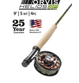 Orvis Company ORVIS HELIOS 3 FLY RODS LIMITED EDITION COLORS
