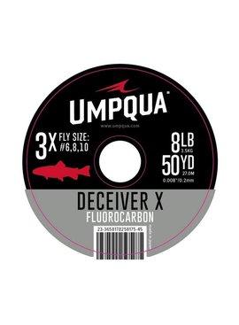Umpqua Feather Merchants UMPQUA DECEIVER X FLUOROCARBON TIPPET
