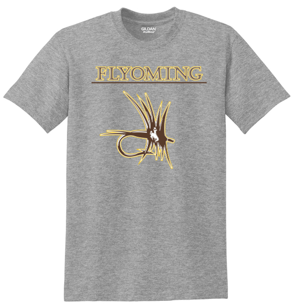 FLYOMING FLYOMING STEAMBOAT T-SHIRT
