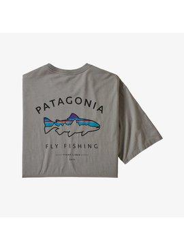 Patagonia Patagonia Framed Fitz Roy Trout Organic T-Shirt