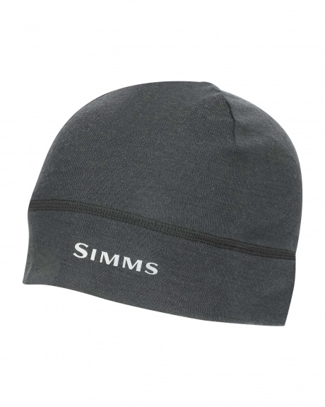 Simms Fishing Products LIGHTWEIGHT WOOL LINER BEANIE