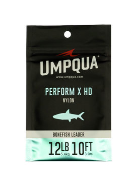 Umpqua Feather Merchants Umpqua Perform X HD nylon Bonefish Leader