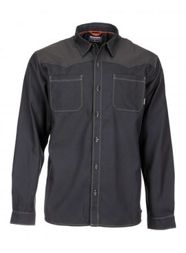 Simms Fishing Products SIMMS BLACK'S FORD FLANNEL LS SHIRT