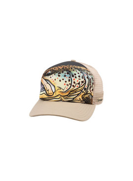 Simms Fishing Products SIMMS ARTIST SERIES FIVE PANEL TRUCKER