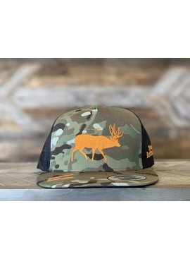 THATS BOWHUNTING THAT'S BOWHUNTING MULTI-CAM TRUCKER HAT
