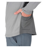 Simms Fishing Products SIMM'S MENS SOLAR FLEX PLUS HOODY WITH UGLY BUG LOGO