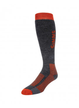 Simms Fishing Products SIMMS MEN'S MERINO MIDWEIGHT OTC SOCK