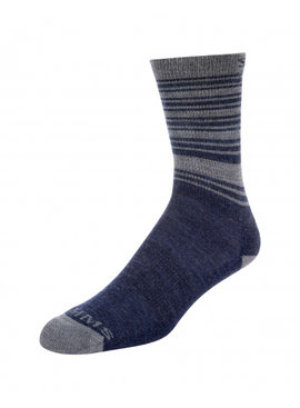 Simms Fishing Products SIMMS MEN'S MERINO LIGHTWEIGHT HIKER SOCK