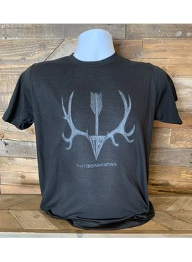THATS BOWHUNTING THAT'S BOWHUNTING MULE DEER T-SHIRT