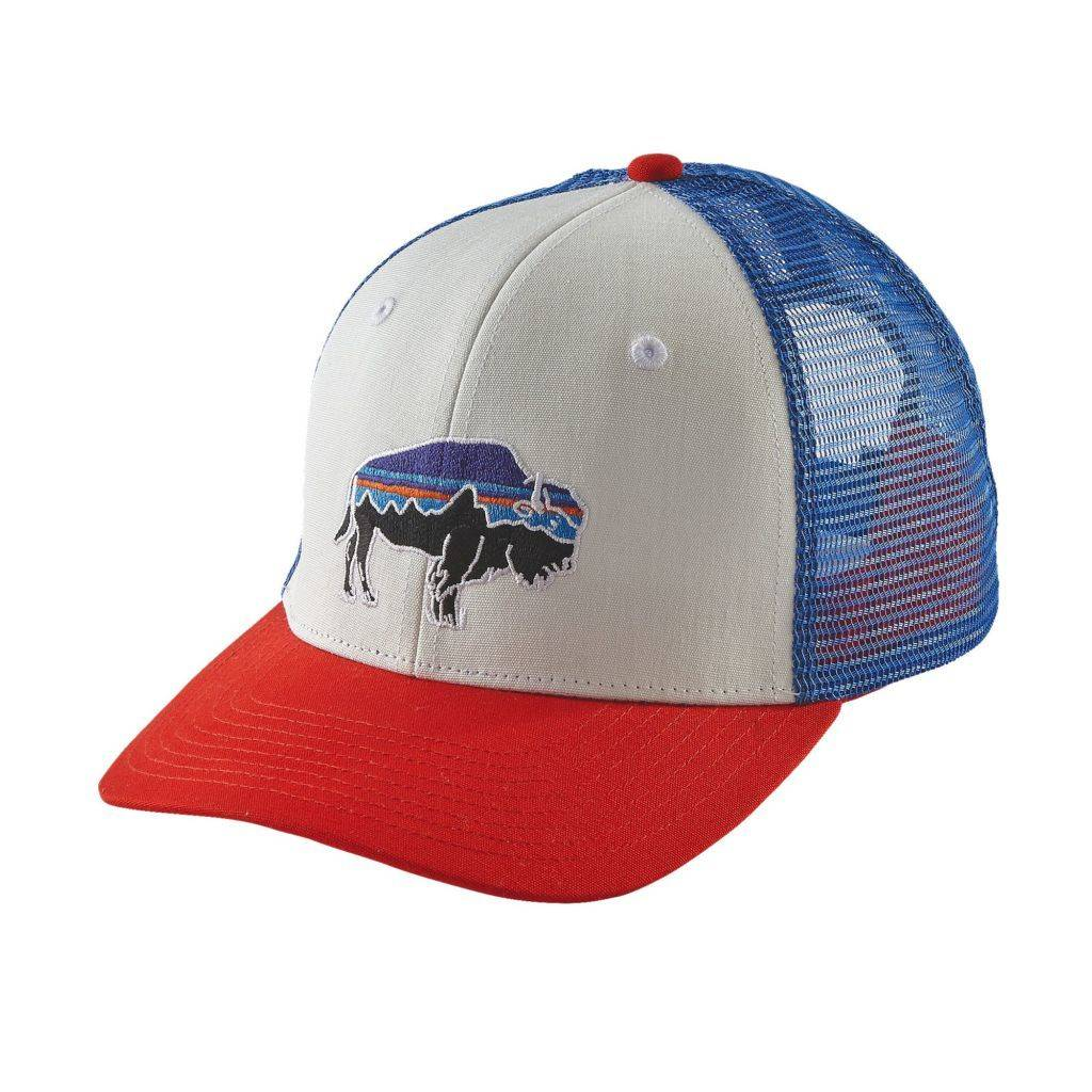 PATAGONIA FITZ BISON TRUCKER - Ugly Bug Fly Shop be4c93c24c80