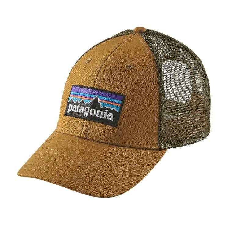 18b7842026475 PATAGONIA P-6 LOPRO TRUCKER HAT - Ugly Bug Fly Shop