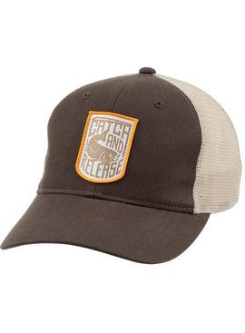 Simms Fishing Products SIMMS PATCH TRUCKER HAT CATCH/RELEASE