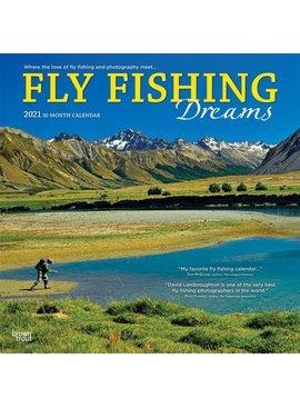 FLY FISHING DREAMS CALENDAR 2021