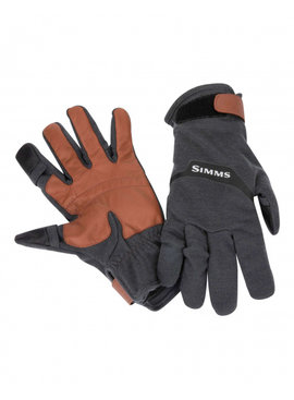 Simms Fishing Products SIMMS LIGHTWEIGHT WOOL FLEX GLOVE