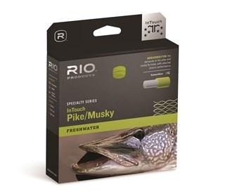Rio RIO INTOUCH PIKE/MUSKY FLY LINE wf8 I/s6
