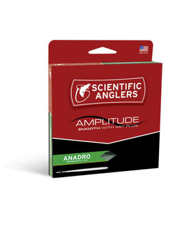 Scientific Anglers SCIENTIFIC ANGLERS AMPLITUDE SMOOTH ANADRO NYMPH