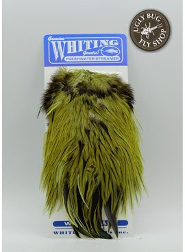 Whiting Farms Inc. WHITING FRESHWATER STREAMER FEATHERS