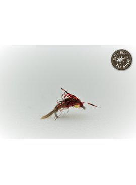 Ugly Bug Fly Shop Flashy Red Pheasant Tail