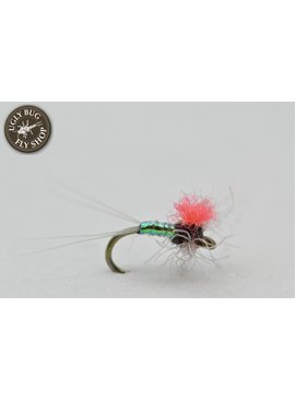 Ugly Bug Fly Shop Pearl Butt Trico Spinner Potters size 20