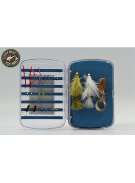 Ugly Bug Fly Shop GUIDE APPROVED PREPACKAGED NORTH PLATTE FLY ASSORTMENT
