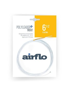"""AIRFLO AIRFLO PLYLEADER PLUS TROUT 6' 1/2""""  FLOATING"""