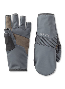 Orvis Company ORVIS SOFTSHELL CONVERTABLE MITT