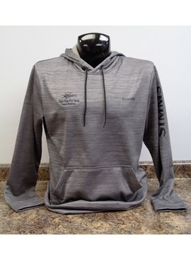 Simms Fishing Products SIMMS CHALLENGER HOODY  WITH UGLY BUG LOGO