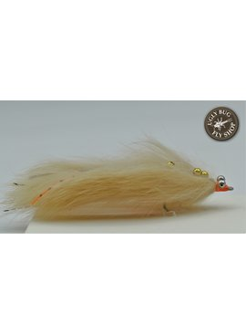 Ugly Bug Fly Shop Bead Chain Permit Fly #4