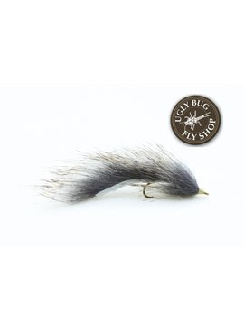 Solitude Fly Company PINE SQUIRREL SKINNY LEECH