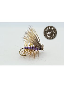 Elk Hair Caddis Foam Body
