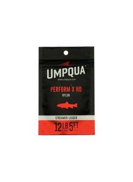 Umpqua Feather Merchants UMPQUA PERFORM X HD STREAMER LEADER