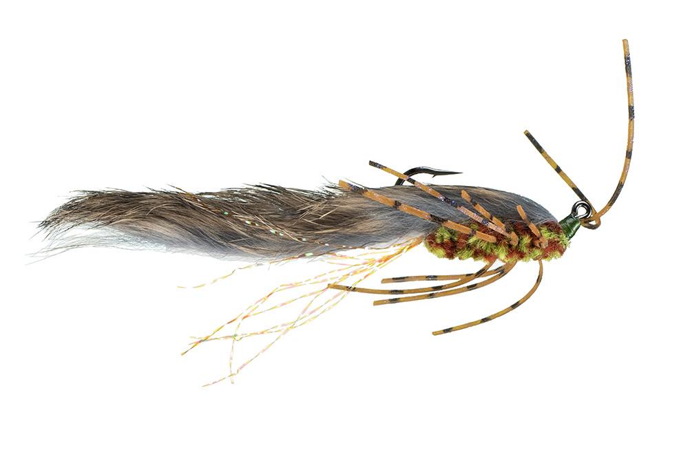 Montana Fly Company JIG ZIRDLE BUG