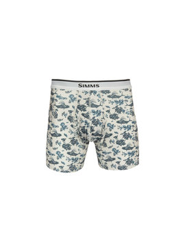 Simms Fishing Products SIMMS M'S BOXER BRIEF