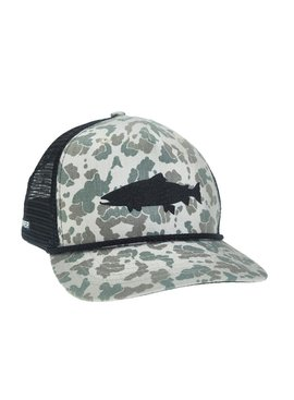 Rep Your Water REP YOUR WATER TROUT RETRO ECO TWILL 5 PANEL HAT
