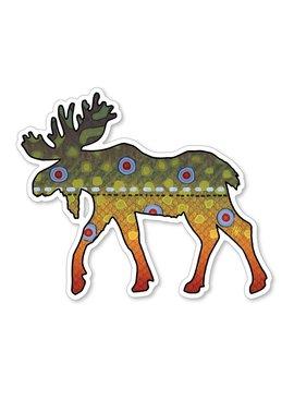 CASEY UNDERWOOD Moose Brook Decal by Casey Underwood