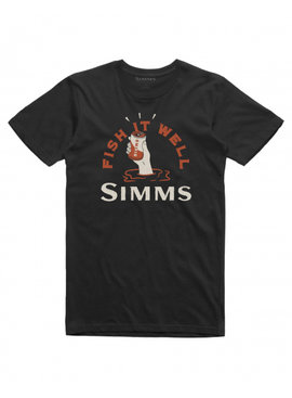 Simms Fishing Products SIMMS CHEERS FISH IT WELL SHIRT