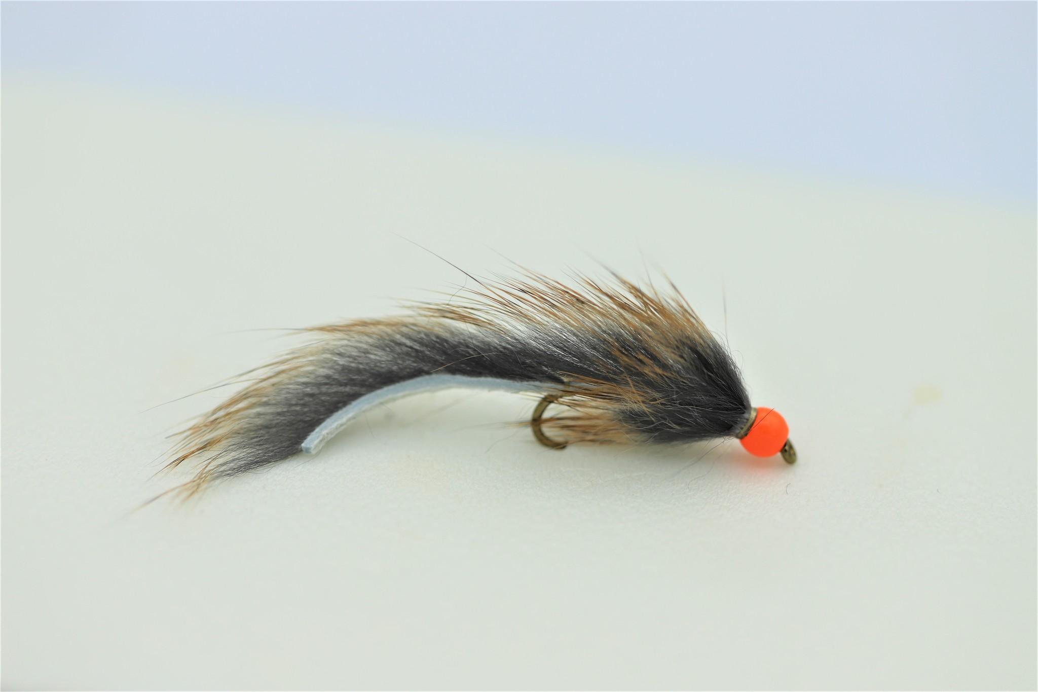 Ugly Bug Fly Shop Pine Squirrel Leech Hot Head