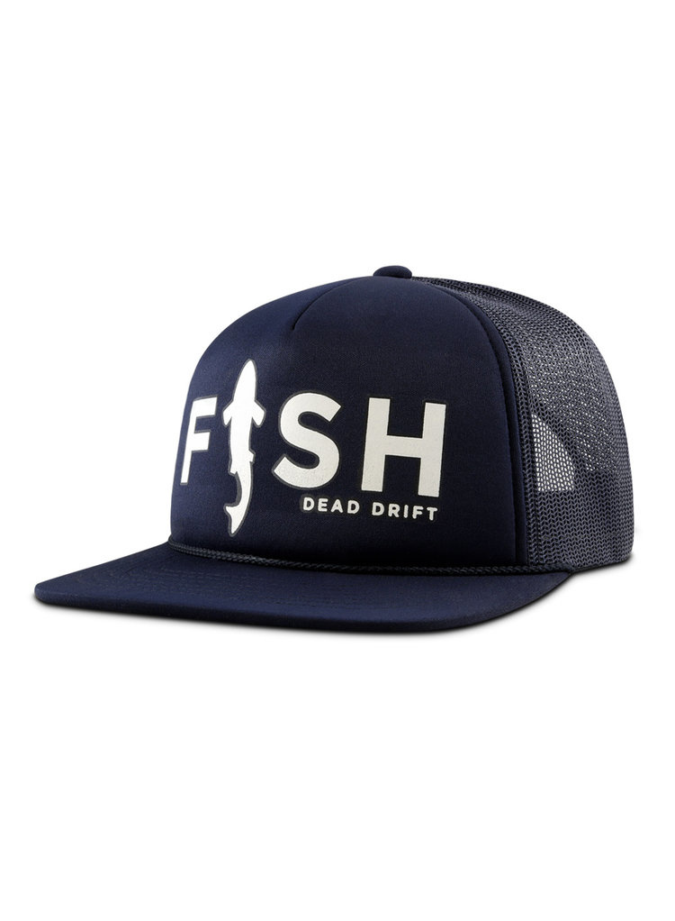 Dead Drift DEAD DRIFT FISH FOAM FRONT NAVY