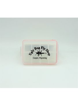 8 Compartment Fly Box  Small