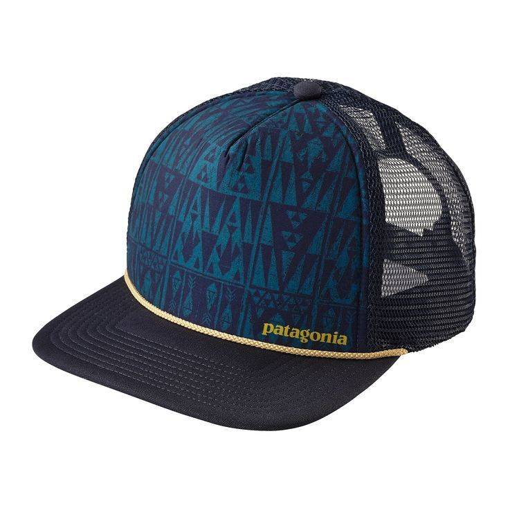 66580e221a4 PATAGONIA WAVE WORN INTERSTATE HAT - Ugly Bug Fly Shop