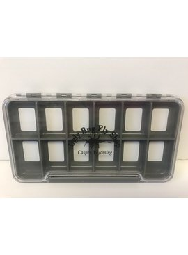 New Phase NEW PHASE WATERPROOF CLEAR THIN FLY BOX