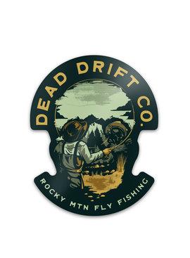 Dead Drift BELOW THE SURFACE STICKER
