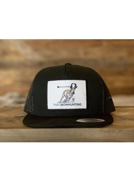 THATS BOWHUNTING THAT'S BOWHUNTING RUNNING ANTELOPE HAT
