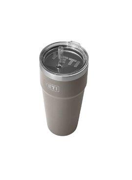 26 OZ YETI RAMBLER CUP (WITH STRAW LID)