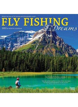 Fly Fishing Dreams Calendar 2022