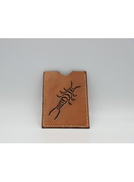 AA LEATHER CARD CASE