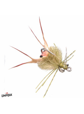 Umpqua Feather Merchants KUNG FU CRAB