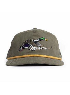 DUCK CAMP MALLARD HAT - GREEN