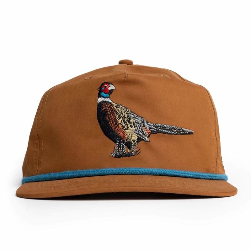 DUCK CAMP PHEASANT HAT