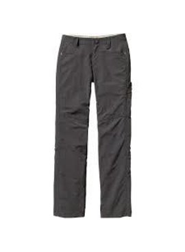 Patagonia PATAGONIA W'S AWAY FROM HOME PANTS FORGE GRAY 12